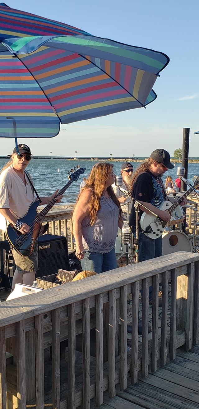 Second Hand Dogs Rock The Beach At 3rd Thursday  In Vermilion Ohio
